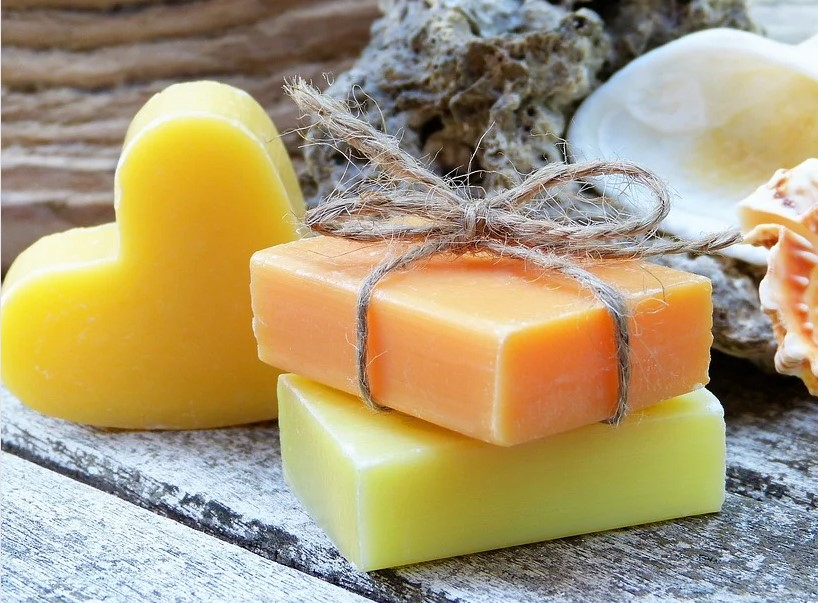 Domácí výroba mýdla